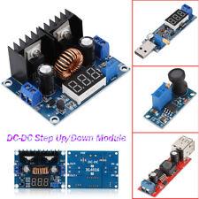 DC-DC Paso Abajo Step-up Módulo De Fuente De Alimentación Voltaje Convertidor USB ajustables