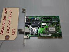 Apollo Pro 133T Cust (B) D-Link 10Mbps BNC/Ethernet Network PCI Card NIC DE-528