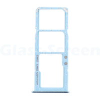 Samsung Galaxy A51 A515F/DS Dual Sim Card Holder Tray Black White Pink Blue