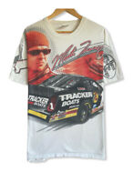 Vintage Martin Truex Jr. Chase Nascar Men's Sz XL Double Sided All Over T-Shirt