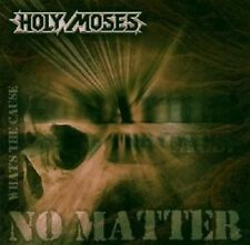 "HOLY MOSES ""NO MATTER WHAT´S THE CAUSE"" CD NEUWARE"