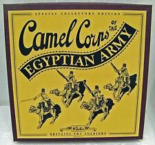 Camel Corps of the Egyptian Army Gift Set Britains 8872 England MB