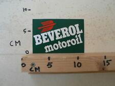 STICKER,DECAL BEVEROL MOTOROIL A