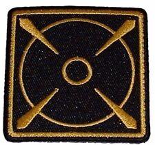 Babylon 5 Security Uniform Shoulder Iron On Patch