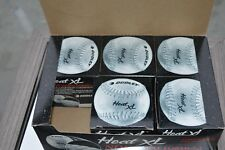(5) New In The Box Dudley Heat Xl Official Softball Wh-12 Dimple Formula