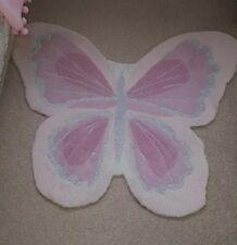 Next Girls Butterfly Rug