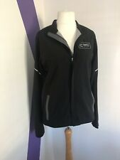 Men's London Marathon Virgin Money Running Jacket Training Top Size M Excellent