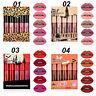 5pcs Liquid Lipstick Set Lipgloss Makeup Tool Matte Velvet Lip Gloss Waterproof