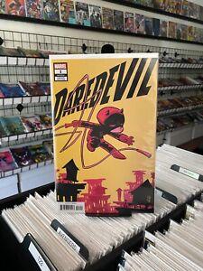 Daredevil 1 Vol 6 Skottie Young Variant Cover 1st App of Det. Cole North-Marvel*