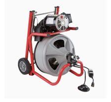 Ridgid 52363 K 400 T2 Drain Machine Withc 32 Iw
