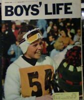 Boys' Life Magazine: January, 1968 Issue-BSA/Boy Scouts