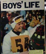 Boys' Life Magazine: January, 1968 Issue-BSA/Boy Scouts