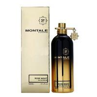 Montale Rose Night Eau de Parfum 3.4 oz / 100 ml Unisex EDP * NEW IN BOX *
