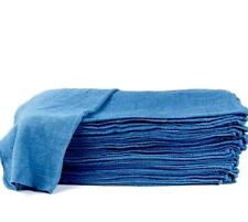 1000 new great machinery shop rags towels blue jumbo 14