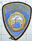 WASHINGTON STATE, TACOMA FIRE DEPT VERSION 2 VINTAGE PATCH