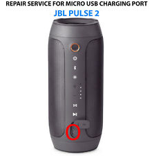 Jbl Pulse 2 bluetooth speaker -  FAST REPAIR SERVICE for micro usb charging port