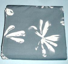 Sferra Alma Alumbra Queen Duvet Cover Blue/Snow Cotton Percale (1-PC) New