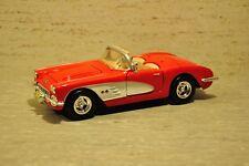 Motormax's 1959 Chevrolet Corvette - NIB - 1:24 - RED