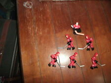 Stiga Detroit Redwings Table Rod Hockey Players CUP CRAZY brand new hard find
