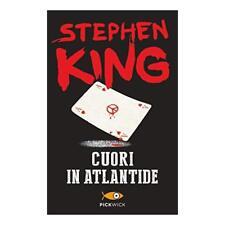 Stephen King Pickwick Cuori in Atlantide Copertina flessibile Libro 8868363305