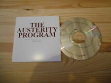 CD Indie Austerity Program - Black Madonna (8 Song) HYDRA HEAD