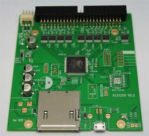 SCSI2SD v5.2 - bundle with 16GB SanDisk full-size SD card