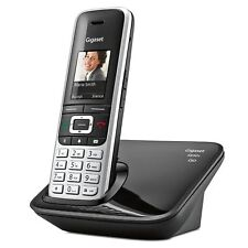 Siemens Gigaset S850A Cordless Phone with Answer Machine Single
