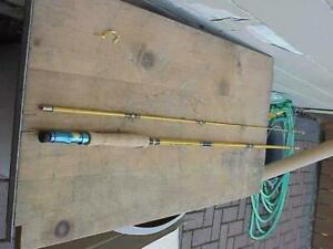 Vintage New  Eagle Claw Fly Rod Starfire 8 ft Wright & McGill SFFP224-8