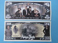 The ADDAMS FAMILY...Creepy & Kooky ~ Hip $1,000,000 One Million Dollars ~ Lurch!