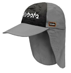 Cap with Neck Protection