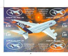 Air-Planes Tajikistan 2005 a380 First Flight B