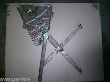 LAND ROVER RANGE ROVER P38 FRONT ELECTRIC WINDOW REGULATOR NEARSIDE FRONT