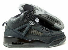 NIKE AIR JORDAN SPIZIKE iD BLACK-GREY SZ 12 [532513-994]