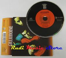 CD Singolo GIULIODORME Nulla 1997 RICORDI ITALY 74321510572 no mc lp dvd (S9)
