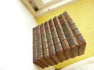 LETTERS OF A TURKISH SPY, 1734, 8 VOLUMES. RELATIONSHIP BETWEEN EAST & WEST.