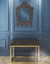 Louis Gold French Rocco Ornate Mirror