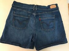 LEVIS DENIM SHORTS SZ 14