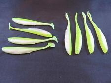 SAVAGE Gear 3d Fry 50 Chartreuse Pearl Paddle/V Coda per LH RH drop shotting