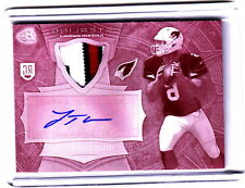 2014 Bowman Sterling Logan Thomas Arizona Cardinals Auto Jersey Patch 1/1