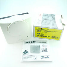 Danfoss RET230 RET 230 Electronic Room Thermostat 087N700400 New