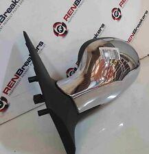 Renault Wind 2010-2013 Passenger NS Wing Mirror Chrome