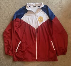 Manny Pacman Pacquiao Offical Team Jacket XXL