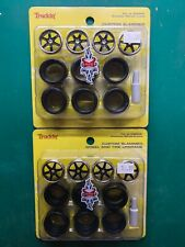 XMODS Truckin' Custom Slammed Wheel and Tire Upgrade 2 SETS NOS New Old Stock