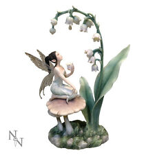 Nemesis Now Lily of the Valley Fairy Statue Ornament Fairies Figurine Nymph Elf