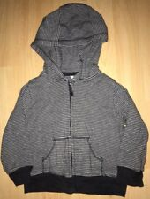 Baby boys striped hoodie for 12 months from Carter's - excellent condition