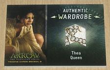 2017 Cryptozoic ARROW season 3 wardrobe trading crd Thea Queen WILLA M10 variant