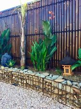 15 x 2.0M H x 0.9M W BAMBOO FENCE PANEL, PRIVACY SCREENS - IN STOCK