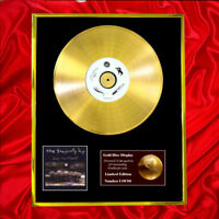 THE TRAGICALLY HIP DAY FOR NIGHT CD GOLD DISC VINYL LP RECORD FREE P+P TO UK!