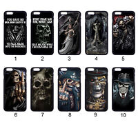 Grim Reaper Skull MJ For Apple iPhone 11 iPod / Samsung Galaxy Note10 Case Cover