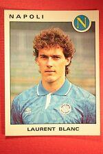Panini Calciatori 1991/92 N. 235 NAPOLI BLANC OTTIMA / EDICOLA !!!
